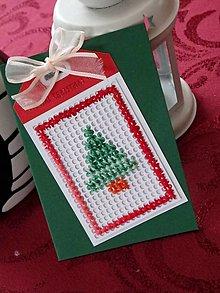 Papiernictvo - Vianočný stromček - 13658936_