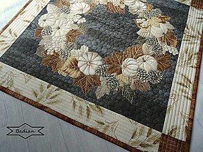 Úžitkový textil - Autumn Beauties ... obrus - 13657662_