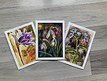 Obrazy - Jarní poslovia - 13657134_