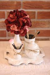 Dekorácie - Jeseň v kúpelni - vintage dekorácia - 13659101_