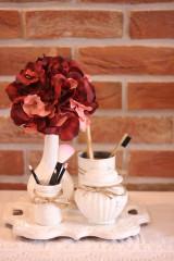 Dekorácie - Jeseň v kúpelni - vintage dekorácia - 13659108_