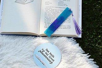 Papiernictvo - Záložka do knihy (M192) - 13661921_