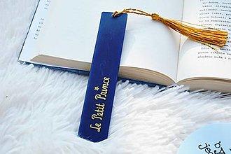 Papiernictvo - Záložka do knihy - Malý princ (M196) - 13661985_