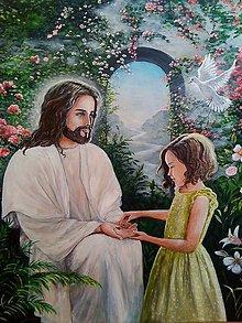 Obrazy - Pán Ježiš - 13661299_