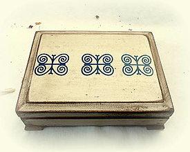 Krabičky - Krabička - 13660280_