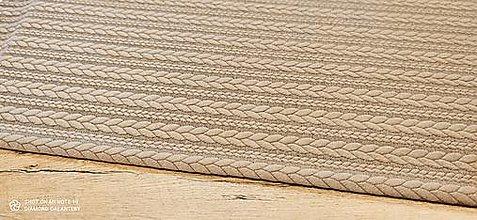 Textil - Úplet - Pletenina - cena za 10 centimetrov - 13664399_