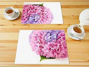 Úžitkový textil - Autorské Foto Prostírání - Zrcadlení - 13663007_