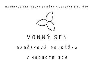 Darčekové poukážky - DARČEKOVÁ POUKÁŽKA - 13662891_