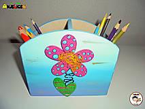 Detské doplnky - Stojan - na ceruzky - 13665941_