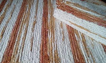 Úžitkový textil - Koberček pestrý - 13668224_