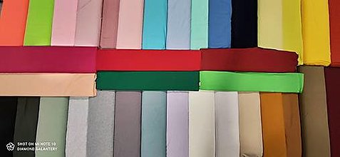 Textil - Jednofarebné teplakoviny - 13668485_