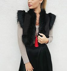 Šaty - Vesta a sukňa - 13670486_
