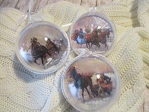Dekorácie - Vianočné ozdoby (Vianočné ozdoby II.) - 13671222_