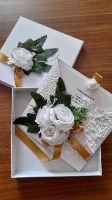 Papiernictvo - Poďakovanie rodičom v krabičke - 13671258_