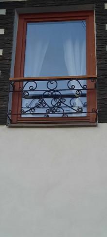 Dekorácie - Ozdobná zábrana na okno - 13675625_