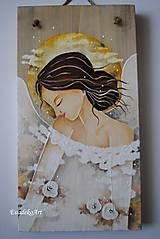 Obrazy - Nežný... anjelské snívanie ll. - 13675741_