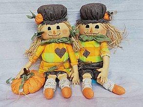 Dekorácie - Jesenná dekorácia - 13675071_