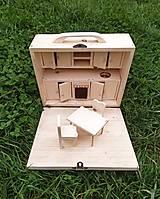 Hračky - Kuchynka v kufríku - 13677025_