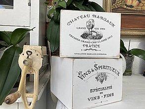 Nábytok - Box Vins / Chateau - 13683621_