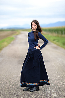 Sukne - sukňa Laura 2 - 13684314_