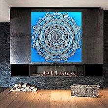 Dekorácie - RODINNÁ MANDALA na mieru❤️energetický obraz,originálny dar pre celú rodinu,talizman - 13682264_