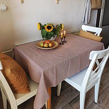 Úžitkový textil - Obrus 160 x 120 cm - 13689460_