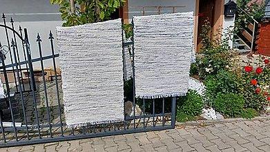 Úžitkový textil - Koberec bavlnený - 13693110_