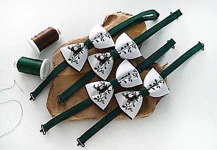 Doplnky - Pánsky poľovnícky motýlik - pre poľovníka - 13694379_