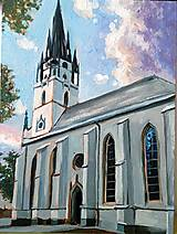 Obrazy - Kostol Spišská Nová Ves - 13694290_