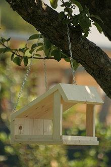 Pre zvieratá - Vtáčie kŕmidlo v 2 veľkostiach - 13694537_