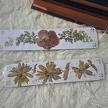 """Papiernictvo - Kolekcia záložiek do knihy """"Nostalgia"""" - 13696087_"""