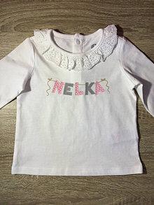 Detské oblečenie - Tričko / body s menom na želanie - 13699084_