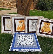 Textil - Sada podsedákov na objednávku - 13698311_