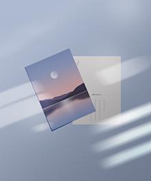 Papiernictvo - Ráno a noc | Pohlednice - 13697613_