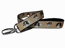 Kľúčenky - Kľúčenka Anglický špringeršpaniel - 13703325_