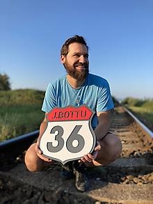 Tabuľky - Popisné číslo: Route 66 - 13703161_