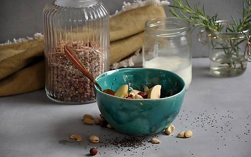 miska müsli, bowl, príroda