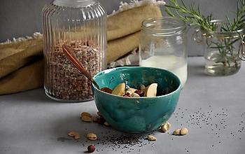 Nádoby - miska müsli, bowl, príroda - 13702389_