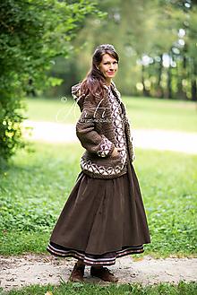 Svetre/Pulóvre - kabátik Betka - 13703861_