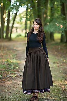 Sukne - sukňa Betka - 13703903_