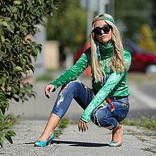 Sukne - Mix Origo a Creative outfit Indi - 13709110_