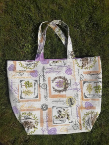 Nákupné tašky - Koniec igelitkam!  (Fialová) - 13712691_