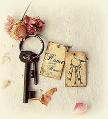 Kľúčenky - Prívesok - 13713180_