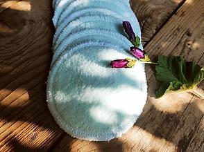 Úžitkový textil - Minty tamponiky baranček 10 ks - 13715781_