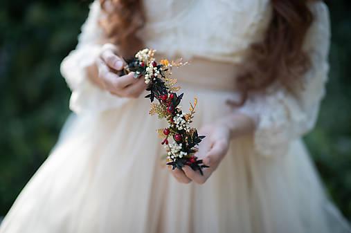 """Kvetinový polvenček """"ráno čo vonia šípkovým čajom"""""""