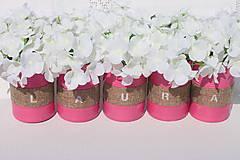 Detské doplnky - Personalizovaný darček - dekorácia do detskej izby - 13720713_