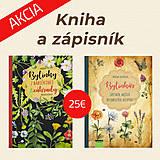 - Kniha Bylinky z babičkinej záhrady + Bylinkár - 13722276_