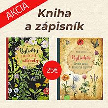 Knihy - Kniha Bylinky z babičkinej záhrady + Bylinkár - 13722276_