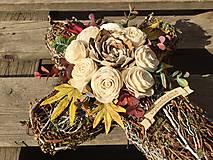 Dekorácie - dekorácia na hrob 3 - 13721864_