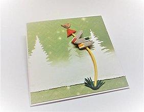 Papiernictvo - Pohľadnica ... cesty života - 13724681_
